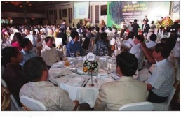Asian Rubber Dinners - Fostering friendship among stakeholders